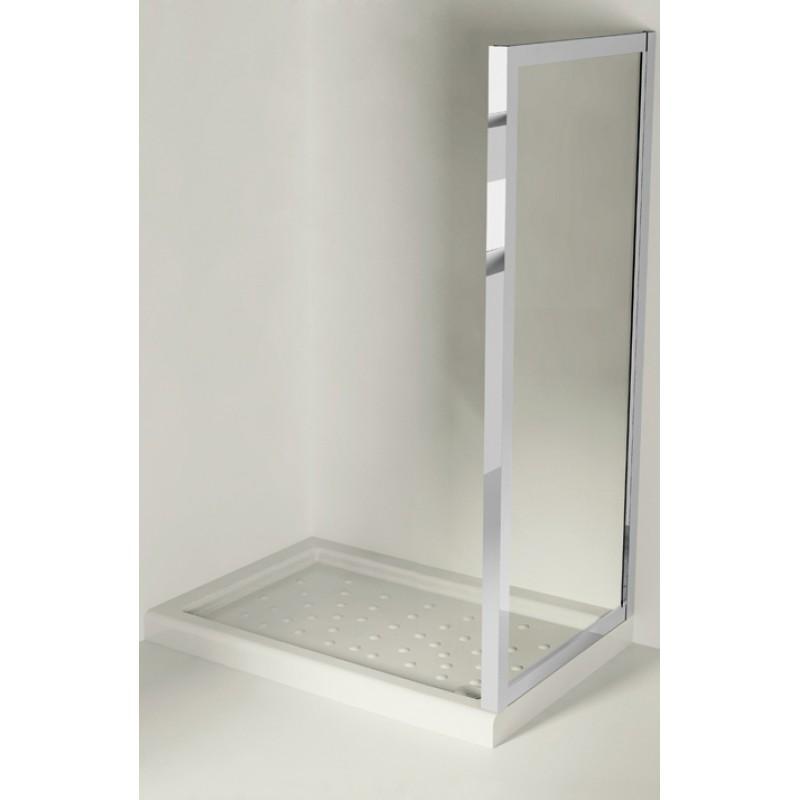 Box Doccia Cristallo Anta Fissa : Anta fissa s box doccia deluxe cristallo trasparente