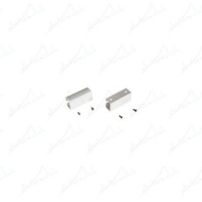 Kit di giunzioni per binario di scorrimento Cabine Docce in PVC a soffietto