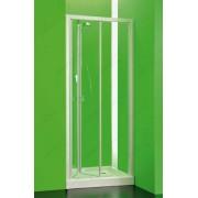 Immagine PIEGH Box doccia Un Lato Pieghevole Cristallo Trasparente