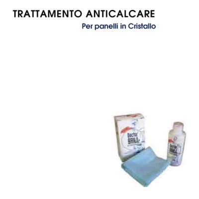 Kit Trattamento Anticalcare Per Pannelli In Cristallo