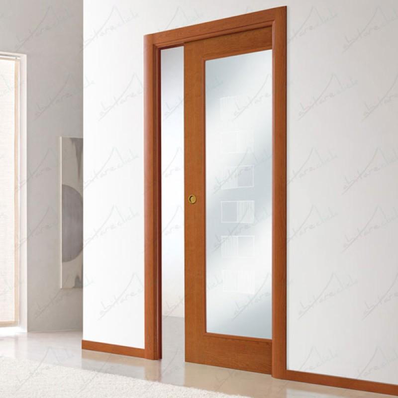 F5 vetro porta interna laminata vetro escluso - Porta interna vetro ...