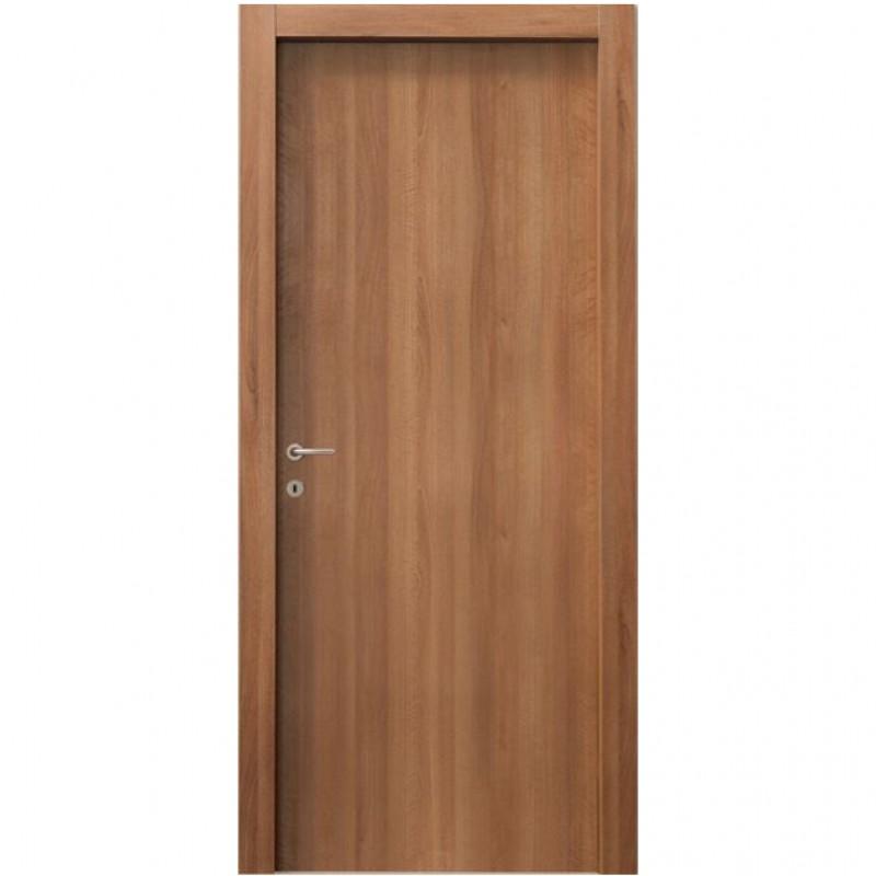 Liscia porta interna laminata