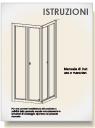 Istruzioni 1  - AURA Box Doccia Acidato