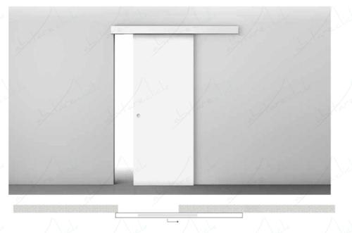 porte scorrevole esterno muro