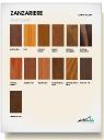 colori legno  - LATERALE 40mm due zanzariera
